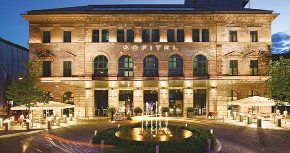 1. Gourmetfestival 'Stars, Food & Art' im Münchner Sofitel Hotel Bayerpost