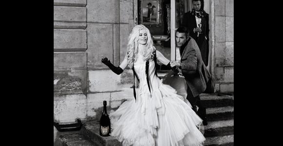 Das exklusivste Hochzeitsgeschenk: Wedding Box von Dom Pérignon
