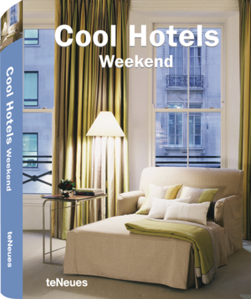 Luxushotel Mandarin Oriental München schaffte es in den teNeues-Guide 'Cool Hotels Weekend'