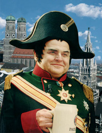 Zur Wiesn 2010: Der Napoleon der Wirte wird 80!