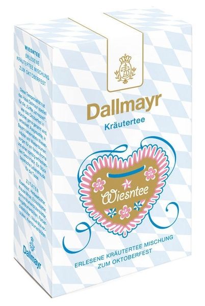 Oktoberfest in Teeform: Dallmayr hat für die fünfte Jahreszeit einen exklusiven Tee kreiert