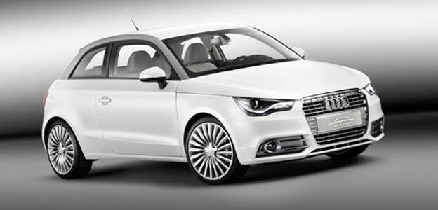 Elektroauto Pilotprojekt in München: Mit Audi A1 e-tron startet der Praxistest