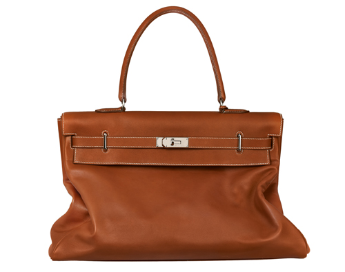 Hermès Kelly Bag-Kollektion bekommt lässigen Zuwachs