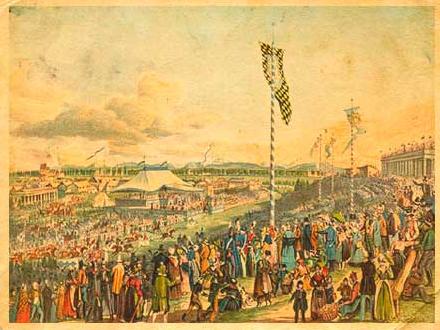 Wiesn Hit 2010: Das Historische Oktoberfest
