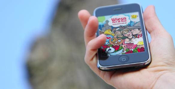 Oktoberfest mit Flirt-Faktor iPhone: 1. Anbandel-App