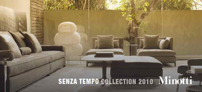 Minotti's neue Möbel: Hoher Besuch aus Italien am Promenadeplatz