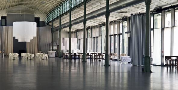 Schrannenhalle wird zur Feinkostmeile: Käfer Delikatessenmarkt zieht 2011 ein