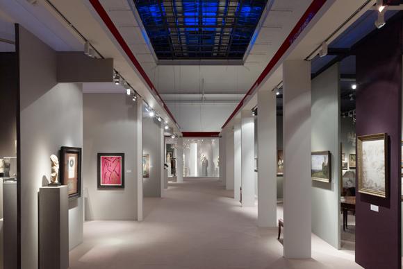 Münchner KunstHerbst: Renommierte Kunstmesse Highlights bis 1.11.2010
