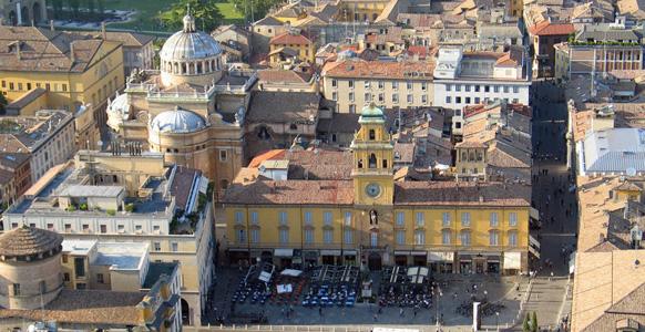 Exklusives Restaurant-Projekt: Zwei Wochen, zehn Münchner Restaurants, Spezialitäten aus Parma
