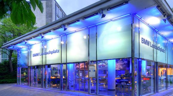 Die Lange Nacht der Münchner Museen mit BMW Special