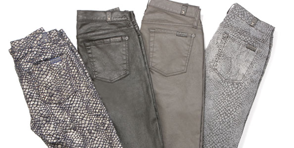 Bei 7 for all Mankind wird es animalisch: 1.Capsule Collection