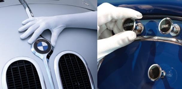 BMW Museum: Bitte alles mal anfassen zur dritten Nacht der weißen Handschuhe