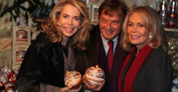 Gut Aiderbichl Weihnachtsmarkt beginnt mit einer echten Weihnachtsgeschichte