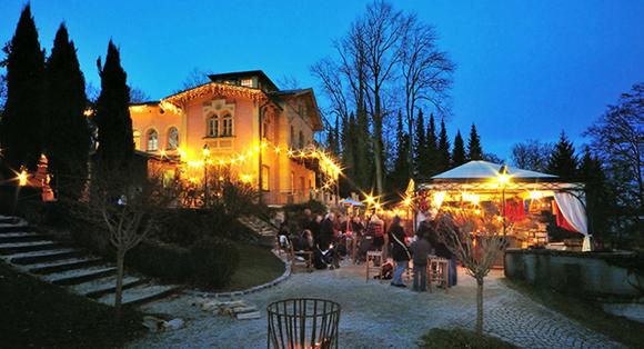 Zauberhafter Weihnachtsmarkt am Starnberger See