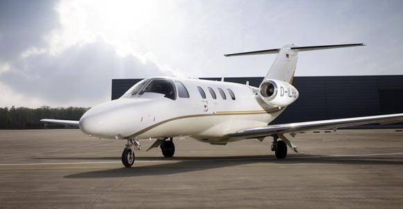 Lufthansa Private Jet: Exklusiver kann man mit einem Privatjet nicht reisen