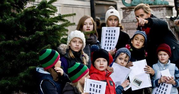 Weihnachtliche Stadtführung für Kinder: Adventstouren der Stadtschwärmer