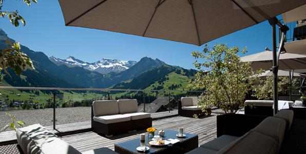 Neues Designhotel in den Schweizer Alpen: The Cambrian in Adelboden weckt die fünf Sinne