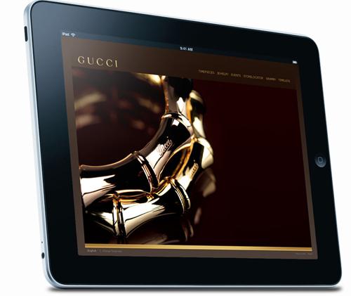 Neue Gucci Website für Schmuckliebhaber