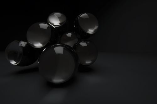 Exklusive Ausstellung 'Black in Dark in' – Pinakothek der Moderne