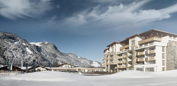 Exklusives Skivergnügen 2010/2011: Kitzbüheler Luxus-Hotel Grand Tirolia lockt mit Ski-Special
