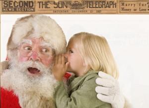Frohe Weihnachten wünscht 'Exklusiv München' mit einer wahren Weihnachtsgeschichte