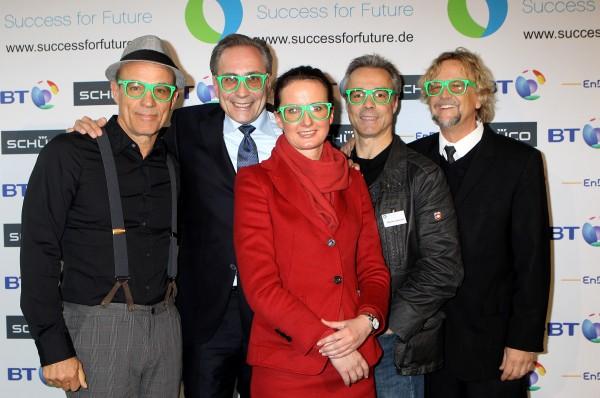Nachhaltige Erfinder gesucht: Success for Future Award startet mit Promi-Power