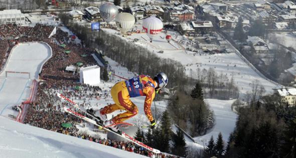 Hahnenkamm-Rennen 2011: Alle Termine im Überblick