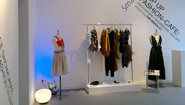 Münchens erstes Pop up Smartstyle Fashion Cafe