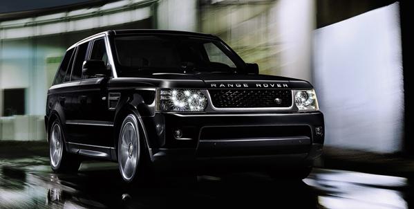 Luis Trenker Style Night mit Range Rover Premiere