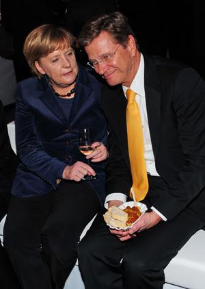 Die Nacht der Süddeutschen Zeitung mit Politprominenz