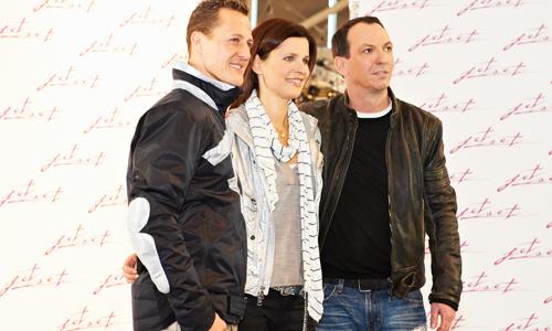 ISPO 2011: Weltpremiere von Jet Set Racing