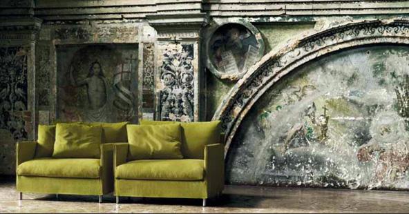 Neue Werkstätten: Exklusive Ausstellungseröffnung mit zwei großen Namen des italienischen Designs