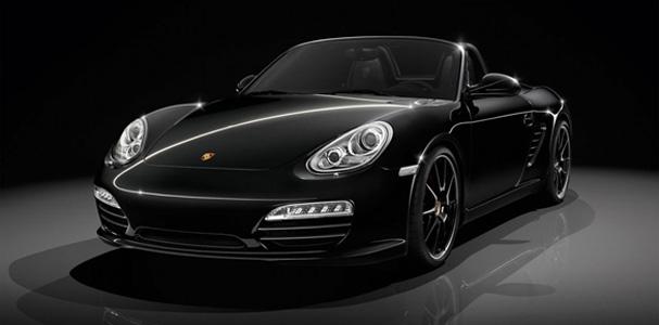 Limitierte Sonderedition vom Porsche Boxster S Black