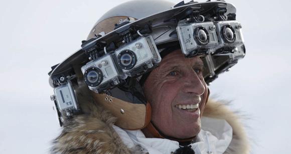 Willy Bogner: Neuer Film in 5D-Technik