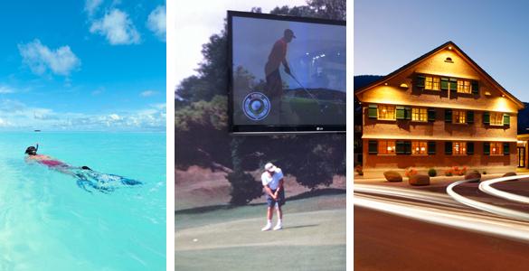 f.re.e 2011: Exklusive Reiseziele, Golf Veneto und neue Hideaways