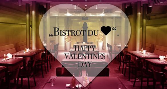 Verführung à la parisienne: Exklusiver Ausgeh-Tipp zum Tag der Liebe