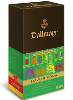 Exklusivster Kaffee der Welt: Dallmayr GRAND CRU CAFÉ