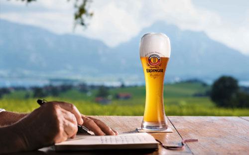 Ein Stück bayerische Geschichte: Erdinger Weißbräu feiert 125-jähriges Jubiläum