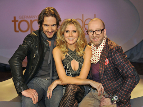 Heidi Klum: 6. Staffel von Germanys Next Top Model