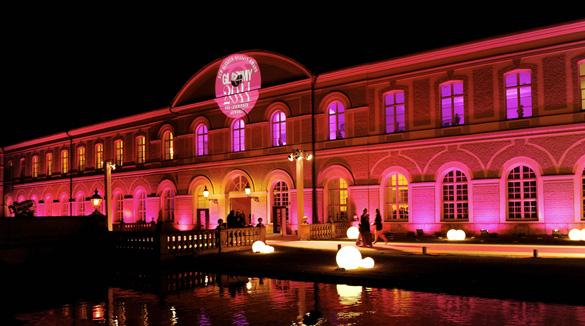 Glammy 2011-Verleihung im Schloss Nymphenburg