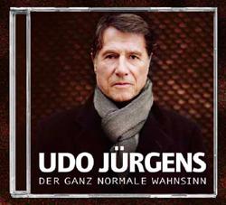 Udo Jürgens: Neues Studioalbum 'Der ganz normale Wahnsinn'