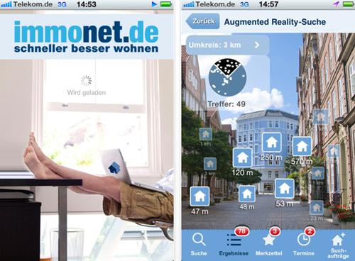 Münchner Wohnungssuche bequem übers iPhone