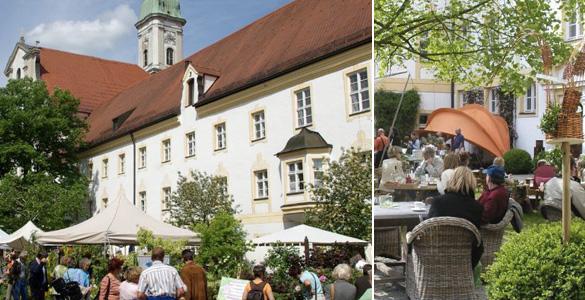 15. Freisinger Gartentage: Exklusivster Gartenmarkt Süddeutschlands