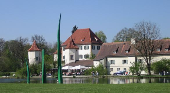 Bereits zum 6. Mal: Gartentage 'München blüht' auf Schloss Blutenburg