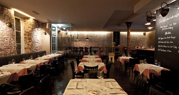Das exklusivste Steakhouse in der Stadt: Zum goldenen Kalb