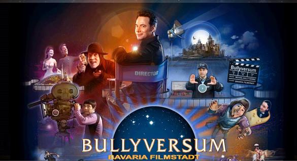 Michael Bully Herbig: Bavaria Filmstadt baut ihm ein BULLYVERSUM