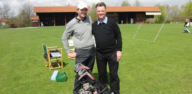 Louis van Gaal: Nach FC Bayern-Pleite perfektioniert er jetzt sein Golfspiel