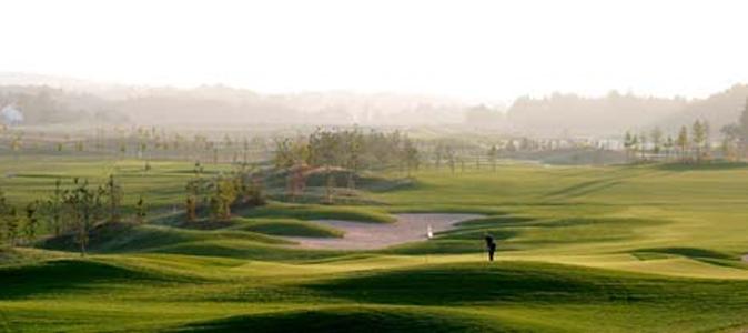 Golfpark Gut Häusern mit schottischen Genen ist Austragungsort der Ladies German Open 2011