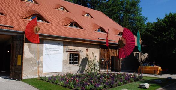 Kleines Sommerfestival in der Remise Schloss Fußberg in Gauting