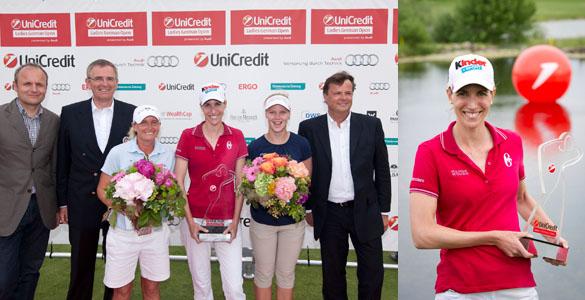 Ladies German Open 2011: Italienerin Diana Luna gewinnt, drei Deutsche unter Top Ten